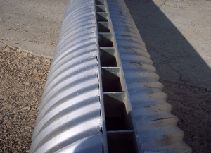 slotted drain